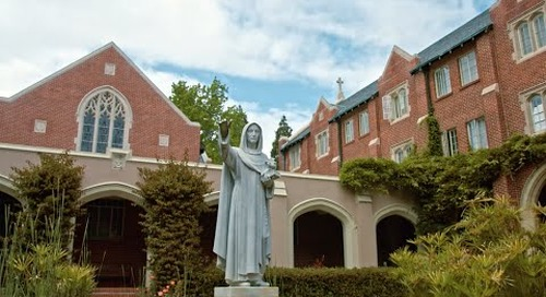 Dominican Friars embraces modern technology to share the gospel online.