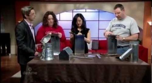 Rogers TV - Sheet Metal Work - Algonquin College