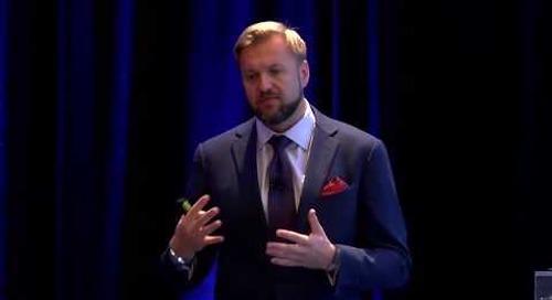 Executive Chairman Chris Jamroz talks transportation and 3PL