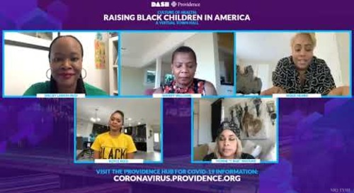 Raising Black Children in America: A Virtual Town Hall