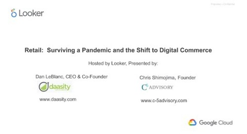 Daasity and C5 present: Surviving retail in a pandemic