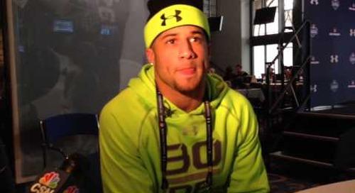 Bennett Jackson (NFL Combine)
