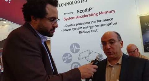 Adesto Technologies at Embedded World 2018