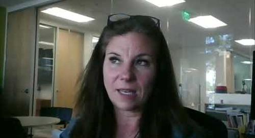 Nancy Duarte shares some skills of persuasive story tellers