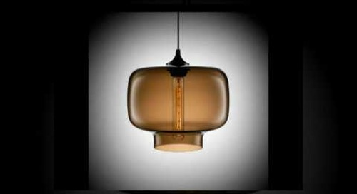 Oculo Modern Pendant Light