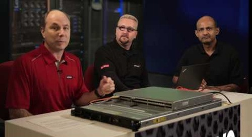 Lenovo ClearLink Diagnostics Demo using Emulex FC Adapters and Brocade FC Switches