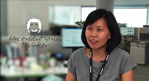 Angela Woo-Scott: Lighting designer creating memorable spaces