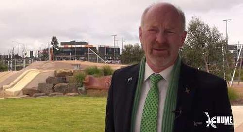 Hume Advocates - Cr Drew Jessop - Investment in Craigieburn health services
