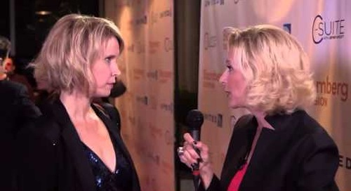 From the C-Suite Red Carpet: Karen Jacobsen