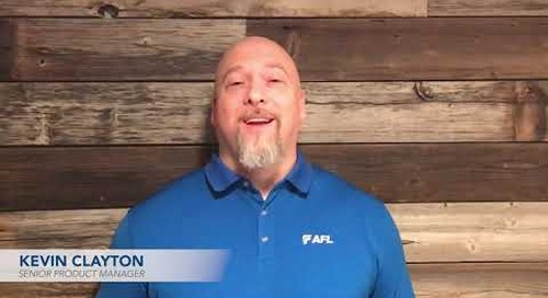 Kevin Clayton welcomes you to Fiber Connect 2020