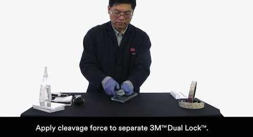 3M™ Dual Lock™ Reclosable Fasteners