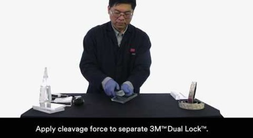 3M™ Dual Lock™ Reclosable Fasteners