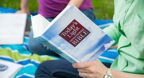 Today's Light Devotional Bible