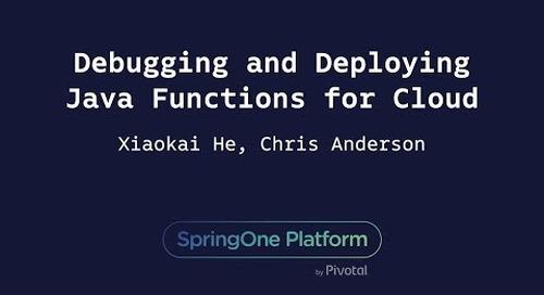 Debugging Serverless for Cloud - Xiaokai He & Chris Anderson, Microsoft