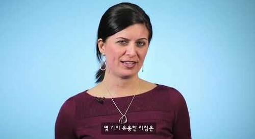 Beyond Cancer Treatment - Aches & Pains (Korean subtitles)