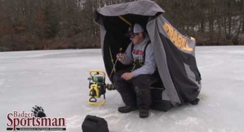 Frabill Ice Rod