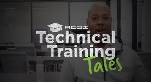 Tech Training Tales with Jason | ACDI