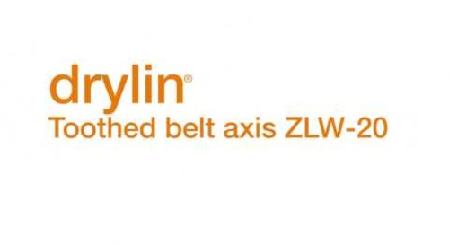 drylin ZLW for linear robotic applications