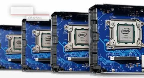 Lenovo System x3850 X6 Product Video