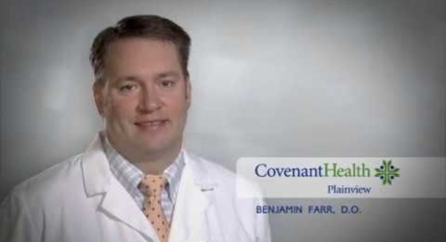 Orthopedic Surgery featuring Michael Farr, MD