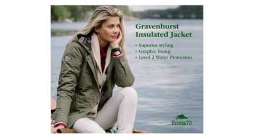 Roots73 Gravenhurst Insulated Jacket