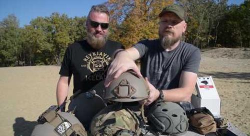 Frag.TV: Hełmy Ops-Core FAST Ballistic