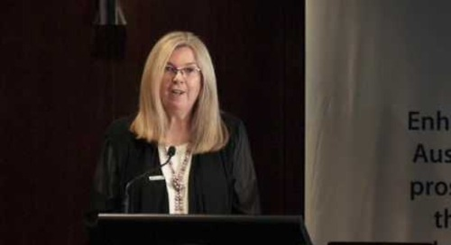 ATSE 2016 New Fellow: Dr Eileen Doyle FTSE