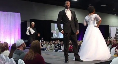 BJ Goliday and Models feat. David's Bridal and Men's Wearhouse