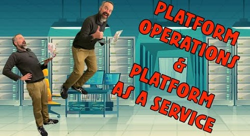 Tanzu Talk: Everything I know about platform operations and platform as a product