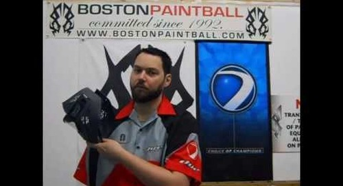 Boston Paintball Everett Indoor Playing Field - Registration & Orientation