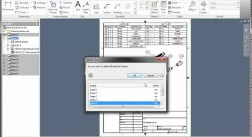 Inventor 2013 Drawing Enhancements