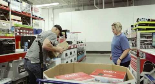 RetailMeNot Charity Shopping Spree - Andy Roddick Foundation