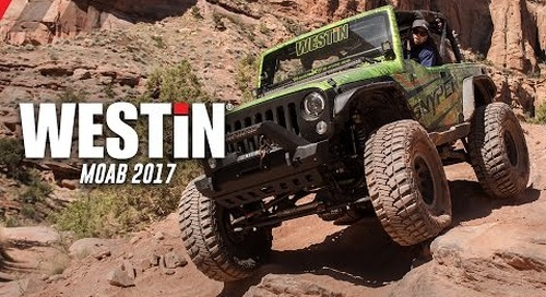 Snyper Westin Off-Road at MOAB 2017 Jeep Event