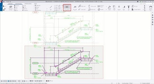 Clone Selected in Tekla Structures 2019