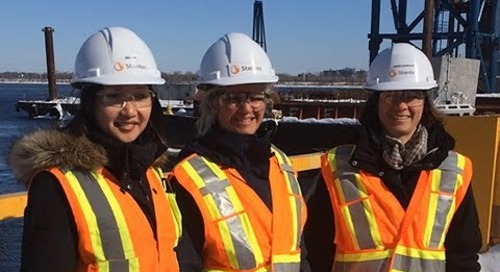 Women@Stantec bridge engineering team and what motivates them every day