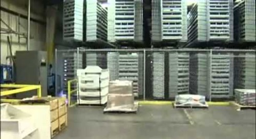 Reducing Overhead Operating Costs with Horizontal Carousels