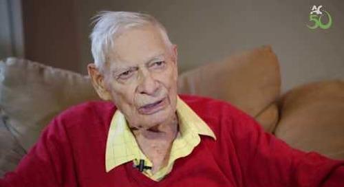 William James Lea - 50 years of Algonquin College stories