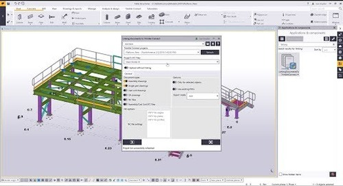 Linking Documents To Trimble Connect Tutorial