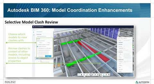 Highlights of What's New in the BIM 360 World