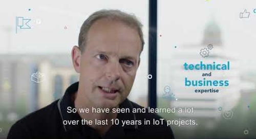 Why Partner with Software AG for IoT?