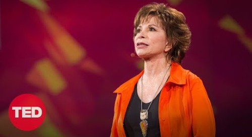 Isabel Allende: How to live passionately—no matter your age