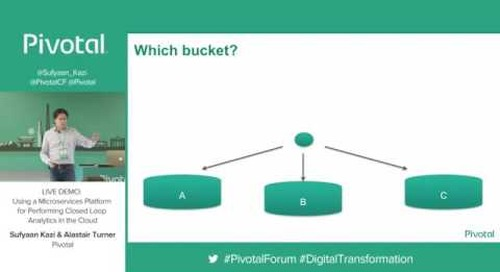 Hands on with Pivotal Cloud Foundry and Spring Boot/Cloud