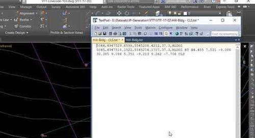 Civil 3D: Linecoding Part 3