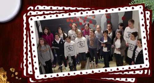 Merry Christmas from Trinity School