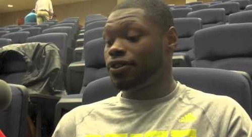 Interview with Notre Dame RB Greg Bryant