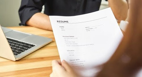 Applying to TWC: Preparing Your Resume