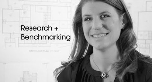What's Research + Benchmarking at Stantec?