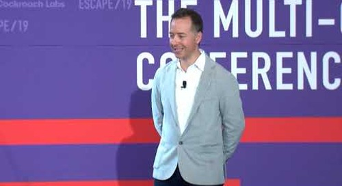 ESCAPE Conference 2019: The 5 P's of Multi-Cloud --Zac Smith, Packet