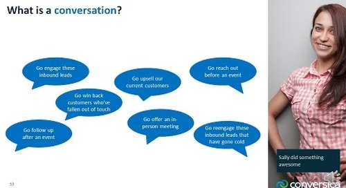 The Conversica AI Sales Assistant - Why?