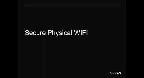 Mojo Networks - Secure Physical WiFi